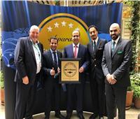 """"""" ناس """" يحصد جائزة أفضل طيران اقتصادي بالشرق الأوسط للمرة الثانية"""