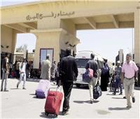 عودة 1841 فلسطينيًا إلى قطاع غزة عبر معبر رفح