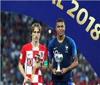 روسيا 2018| تعرف على التشكيل الأفضل بكأس العالم