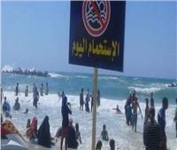 مسئول شاطئ النخيل يكشف أسباب تعدد حالات الغرق