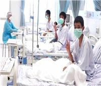 فتية الكهف يغادرون المستشفى