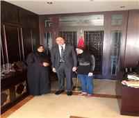 عائلتان مصريتان احتجزتا في «سوريا».. تعرف كيف أنقذتهما «الخارجية»