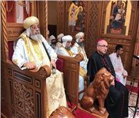 البابا تواضروس : الكنيسة تحتفل بالعديد من القديسين فى هذا الشهر