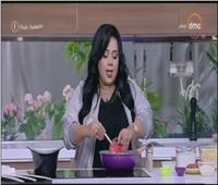 شاهد| شيماء سيف تقدم وصفة «مكرونة بشاميل» لأصحاب القوام الـ«كيرفي»
