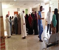 لليوم الثاني.. قافلة الأزهر بجنوب سيناء توقع الكشوفات على المرضى