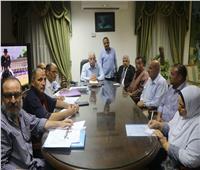 «فودة» يناقش استعدادات مدينة شرم الشيخ لاستضافة المؤتمرات الدولية