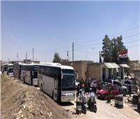 بدء عمليات الإجلاء من بلدتي الفوعة وكفريا بمحافظة إدلب السورية
