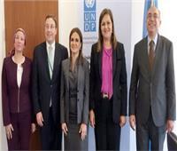 مدير برنامج الأمم المتحدة الإنمائي يشيد بإصلاحات مصر الاقتصادية