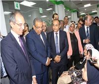 «طلعت» يفتتح مكتبي بريد الإسكندرية الرئيسي وسيدي جابر بعد تطويرهما