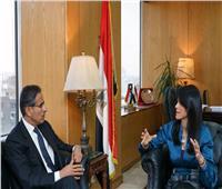 المشاط تناقش مشروعات الاستثمار السياحي مع رئيس «إعمار» الإماراتية