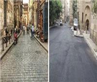 الحكومة تنفي رصف شارع المعز وإزالة طابعه التاريخي