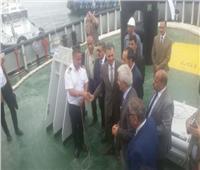 14% إرتفاعًا في تداول الحاويات بميناء الإسكندرية.. وإيرادات 4 مليارات