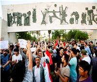 نشطاء: تظاهر الآلاف وسط بغداد احتجاجا على البطالة والفساد