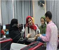 تنسيق الجامعات ٢٠١٨|انتهاء المرحلة الأولى بالتنسيق الإلكتروني بجامعة عين شمس