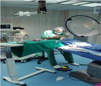 ٢٤٠٠ كشف و٢٥ عملية جراحية لقافلة الأزهر بجنوب سيناء