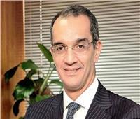 وزير الاتصالات: البريد المصري يضاهي المؤسسات المالية في الخدمات