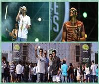 صور| «بلاك تيما» تُشعل الحفل النهائي لـ«Etisalat Of The Bands»