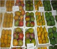 أسعار «المانجو» في سوق العبور اليوم