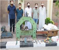 «بوابة أخبار اليوم» تكشف كيف أنقذ ضبط مصنع هيروين رقبة مصري من الإعدام
