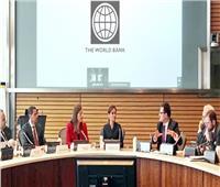 البنك الدولى يدعم جهود تنمية سيناء ويشيد ببرامج الحماية الاجتماعية