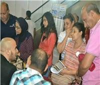 ختام معرض التعليم العالي وسط إقبال كبير على جناح جامعة عين شمس