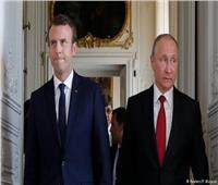 الكرملين: بوتين وماكرون تناولا المساعدات الإنسانية لسوريا