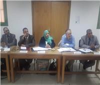 صور| المحرصاوي يتفقد الدورات التدريبية لأعضاء هيئة التدريس