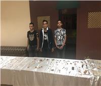 تفاصيل القبض على المتهمين بسرقة فيلا «التجمع»