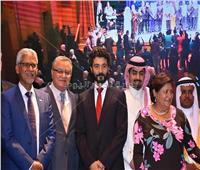 صور| تنصيب خالد النبوي ونصير شمة كسفراء لبنك الدم