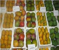 أسعار «المانجو» اليوم الأحد بسوق العبور