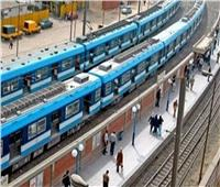 انتحار شاب أسفل عجلات «مترو المرج»