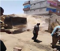 مصادرة 3900 طن مواد غذائية خلال حملة تموينية بالمنيا
