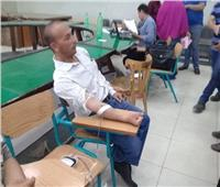 إطلاق حملة للتبرع بالدم بالمنيا