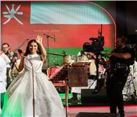 بلقيس تشارك في مهرجان «صلالة 2018» بعمان