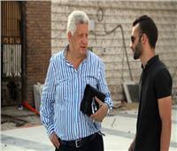 أمير مرتضى منصور يتحدث عن مهامه الكاملة داخل الزمالك