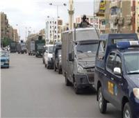 ضبط 13 تاجر مخدرات بالإسكندرية