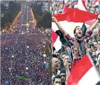 ثورات يوليو ويناير ويونيو.. الشباب يقود التغيير