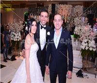 صور| دياب يحتفل بزفاف «محمود وحبيبة»