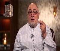 فيديو| خالد الجندي: المؤمن بوجود أعمال سحر تمنع الرزق «مشرك بالله»