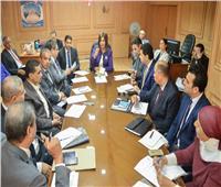 نبيلة مكرم تجتمع بممثلي الوزارات استعدادا لمنتدى المصريين بالخارج