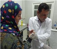 جامعة المنوفية تنظم قافلة طبية للقضاء على الثعابين بقرية شبرا بخوم