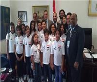 مصر تشارك في المهرجان الدولي لـ«أطفال السلام» بالمغرب