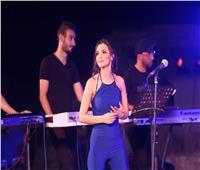 كارمن سليمان تعود لجمهور الإسكندرية في مهرجان الأوبرا