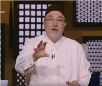 خالد الجندي: المسجد الجامع أعظم مشروع دعوي لتجديد الخطاب الديني