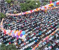 5813 ساحة لأداء صلاة عيد الأضحى المبارك