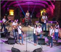 نسمة محجوب تغني لأم كلثوم في مهرجان الأوبرا الصيفي