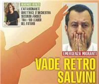 «اذهب بعيدًا سالفيني».. لماذا شبهت الكنيسة وزير الداخلية الايطالي بـ«الشيطان»؟