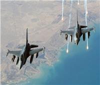 التحالف العربي يشن غارات جوية على ميناء الحديدة اليمني