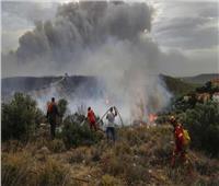 حرائق الغابات تتسبب في فقدان 9 أشخاص بولاية كاليفورنيا