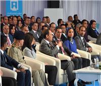 مؤتمر الشباب 2018| الرئيس يُعلق على هاشتاج «ارحل يا سيسي»